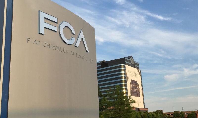 FCA Canada annuncia i risultati di vendita del primo trimestre 2021