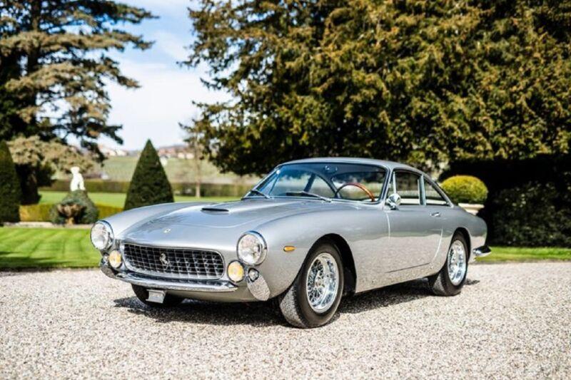 Ferrari: 4 modelli rari andranno all'asta quest'estate