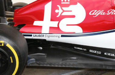 Alfa Romeo Racing: estende la partnership lo sponsor GlobeAir