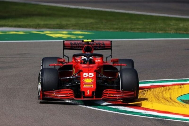 GP Emilia Romagna 2021: le qualifiche per Ferrari