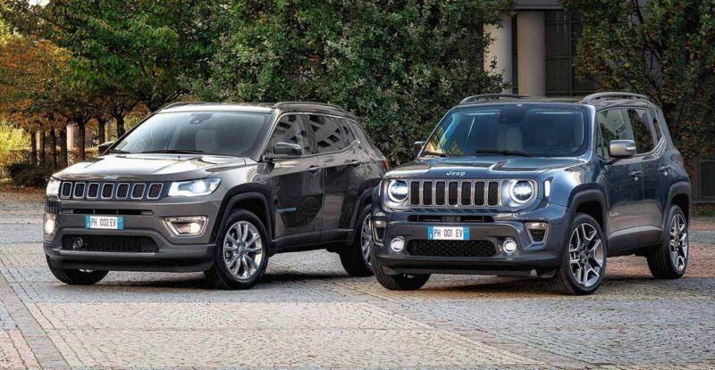 jeep renegade compass