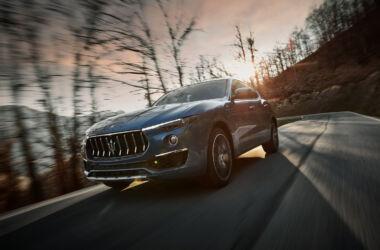 Maserati Levante Hybrid presentata anche in Cina