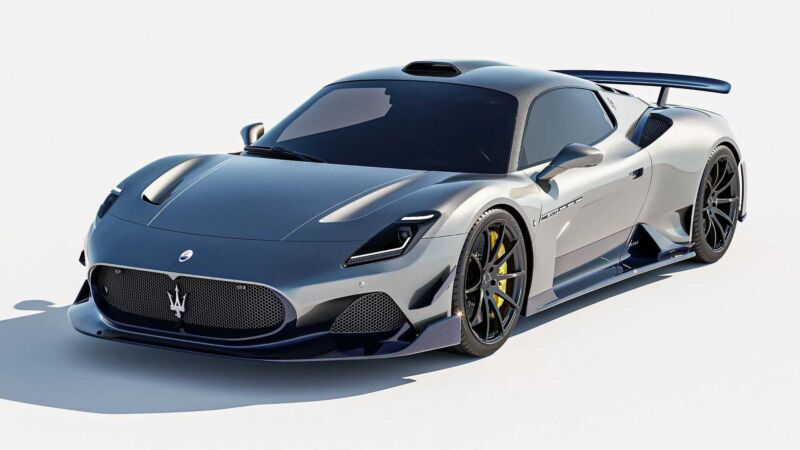 Maserati MC20: arriva il kit aftermarket per la carrozzeria