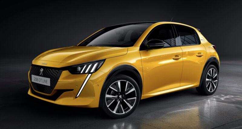 Peugeot 208 e 2008 segnano un +13.1% nel mese di Marzo 2021 in Portogallo