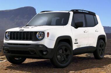 Jeep Renegade: arriva la Freedom Edition 2021