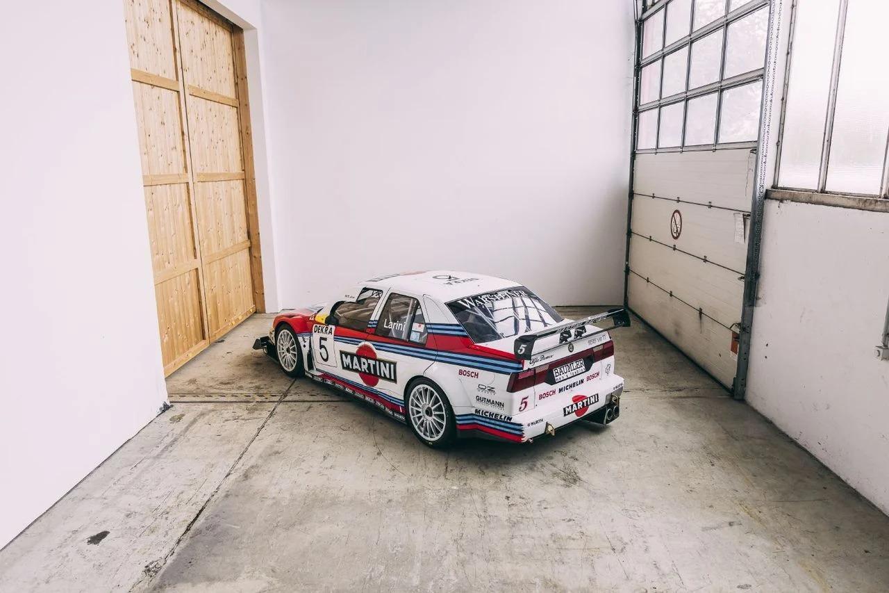 Alfa Romeo 155 V6 di Martini Alfa Corse