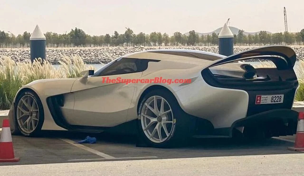 Ferrari SP