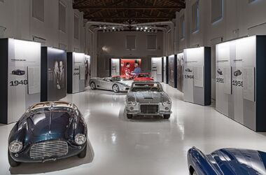 Le Ferrari di Gianni Agnelli
