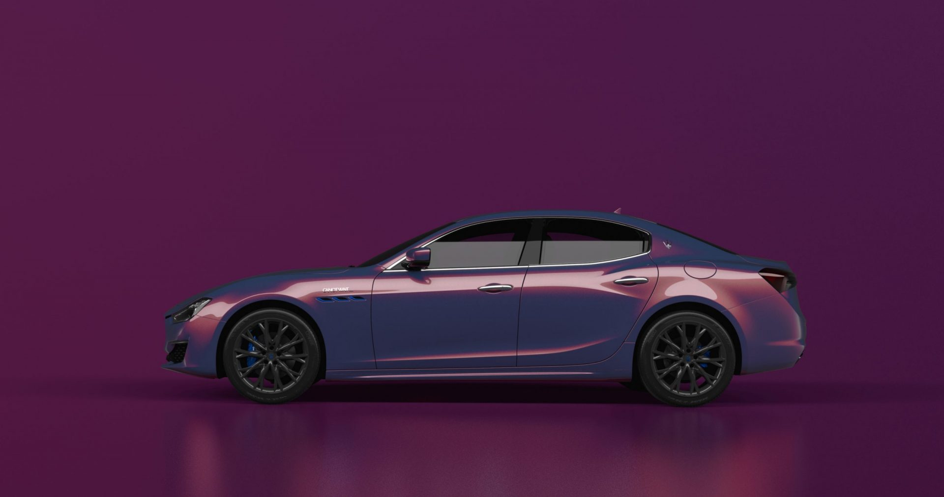 Maserati Ghibli Hybrid Love Audacius