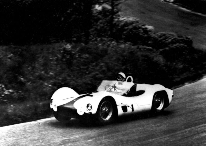 "Maserati Tipo 61 ""Birdcage"""