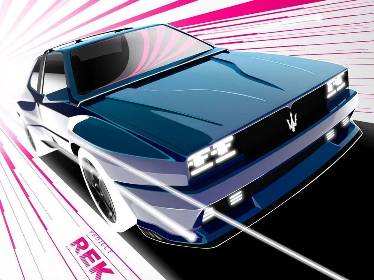 Maserati project Rekall 2091