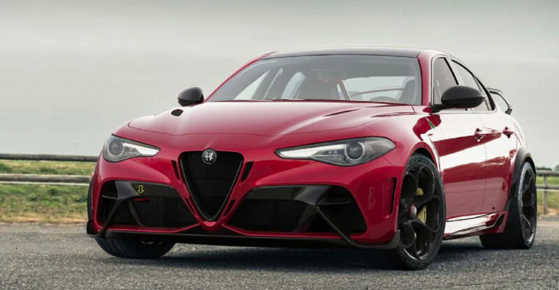 Alfa Romeo Giulia GTA: test su strada