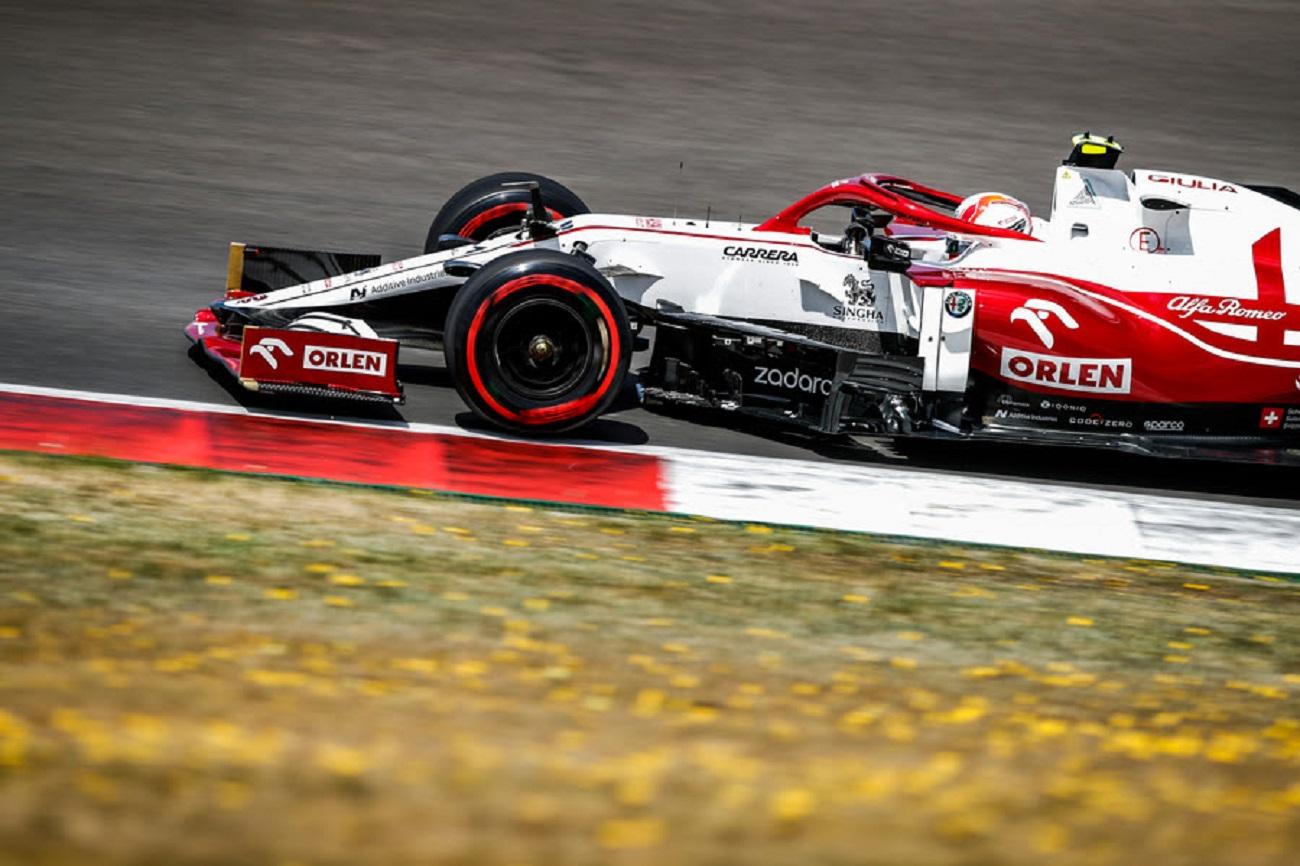 GP Portogallo 2021, F1: le qualifiche di Alfa Romeo Racing