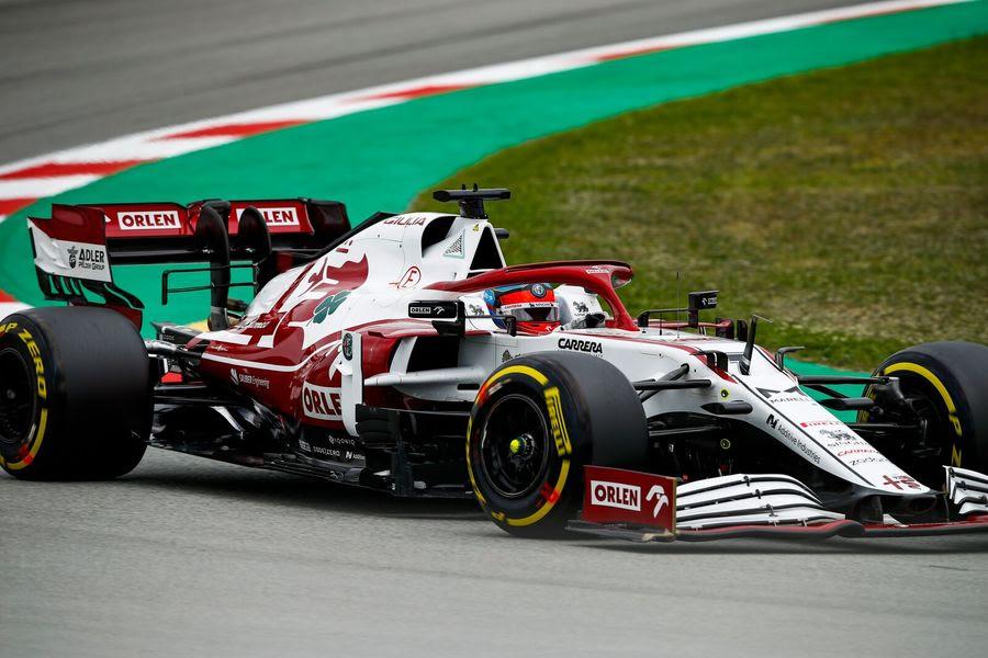 GP Spagna 2021: le interviste post-gara di Raikkonen e Giovinazzi