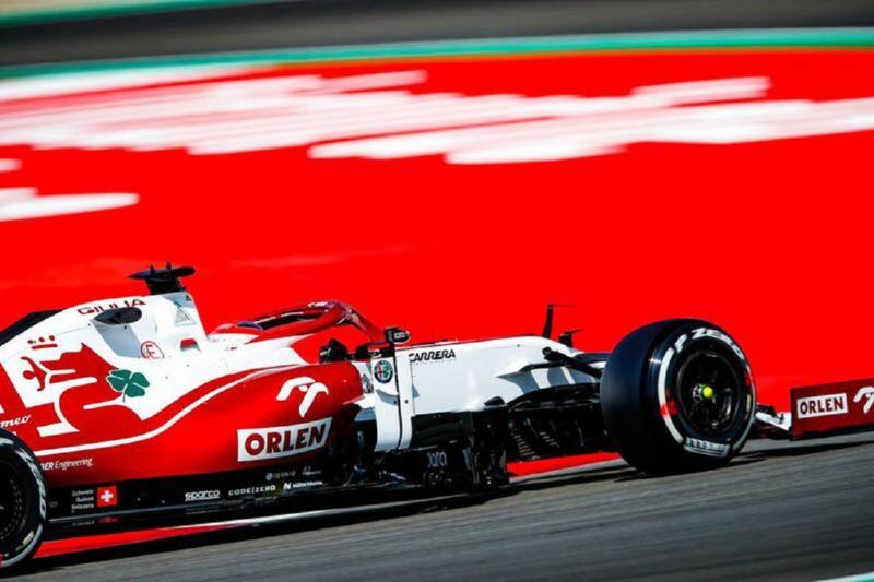 GP Spagna 2021: le prove libere di Alfa Romeo Racing