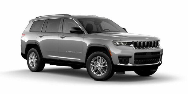 Jeep apre il configuratore online della Grand Cherokee L