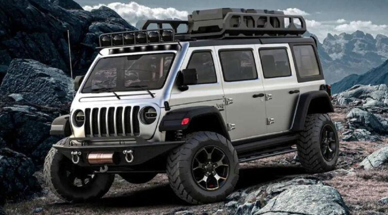 Jeep esclude la possibilità di vedere un minivan da fuoristrada