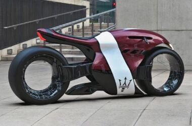 Maserati: se arrivare una moto elettrica?