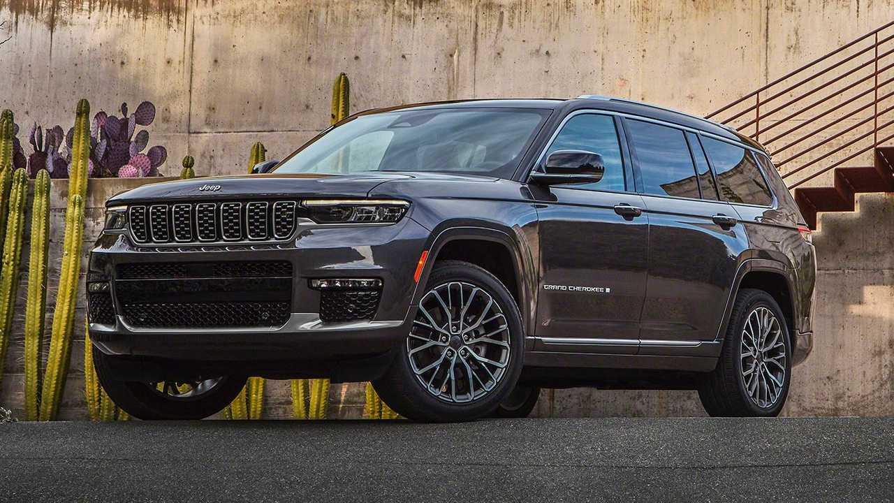 La nuova Jeep Grand Cherokee 2021 apre nuovi orizzonti nel segmento dei SUV a grandezza naturale