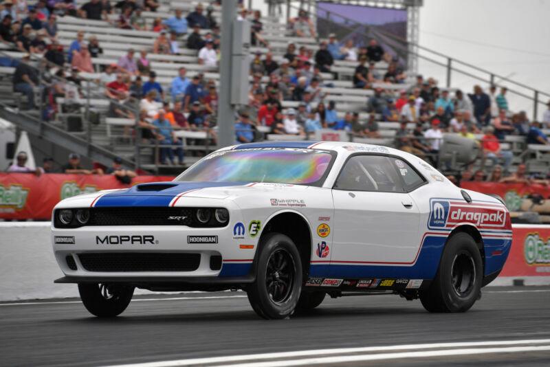 Dodge Challenger Mopar Drag Paks
