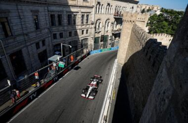 GP Azerbaijan: il sabato di Alfa Romeo Racing
