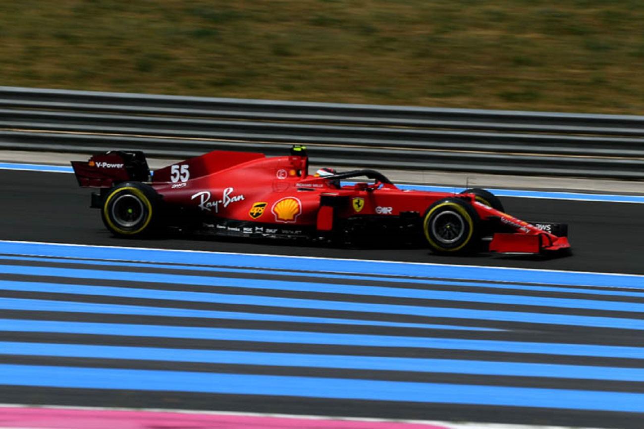 Ferrari: il problema dell'usura degli pneumatici non è una novità
