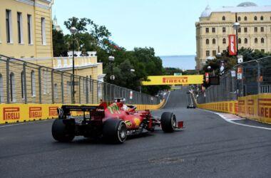 GP Azerbaijan: le interviste ai piloti Ferrari dopo la gara
