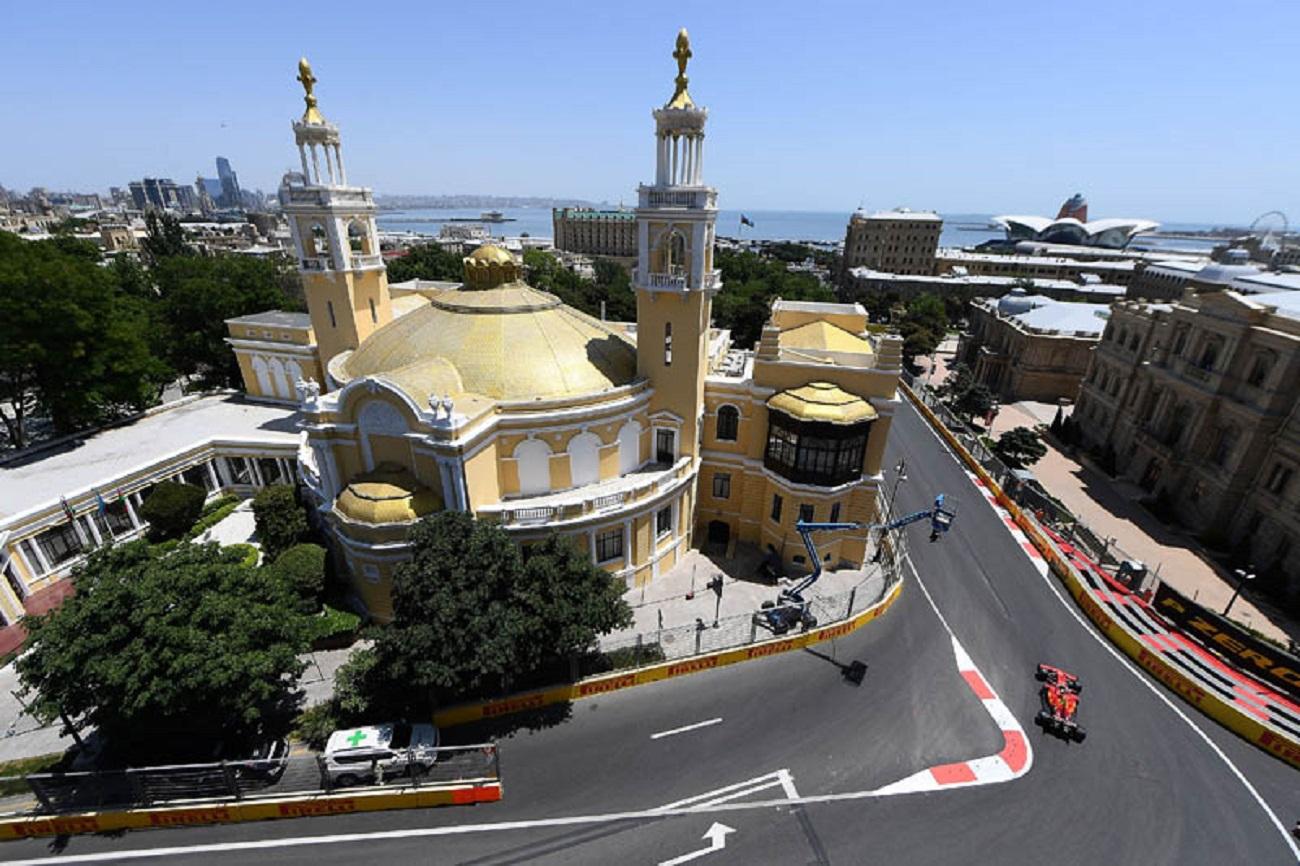 GP Azerbaijan: le interviste del venerdì ai piloti Ferrari