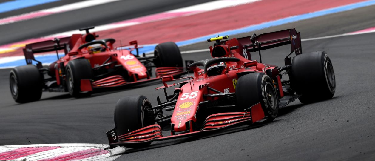 GP Francia: le interviste post-gara ai piloti Ferrari