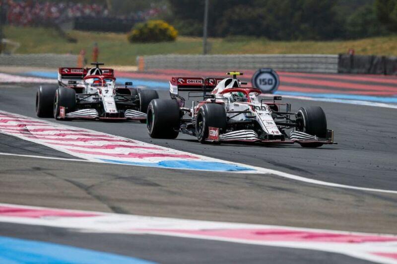 GP Francia: le interviste post-gara ai piloti Alfa Romeo Racing