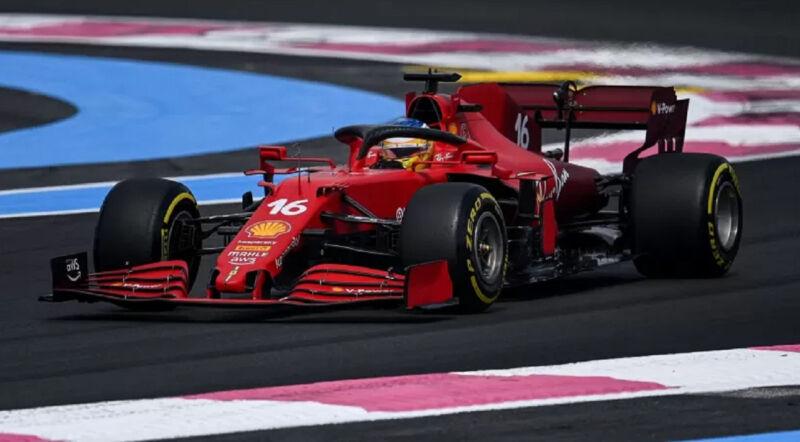 GP Francia 2021: il venerdì della Ferrari