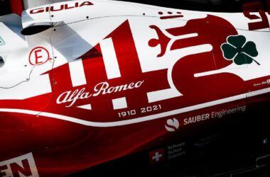 GP Stiria: il venerdì di Alfa Romeo Racing