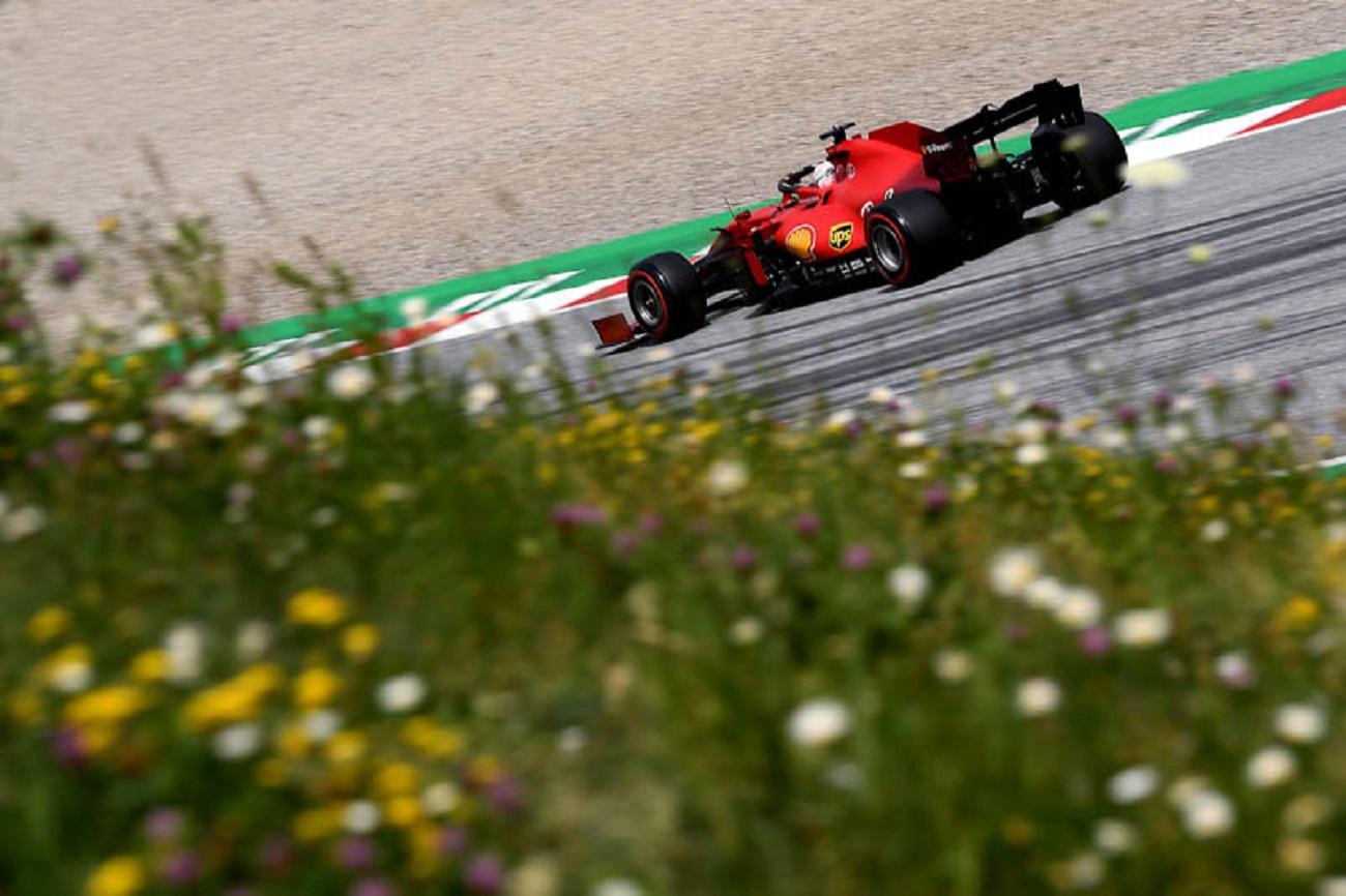 GP Stiria 2021: il venerdì della Ferrari