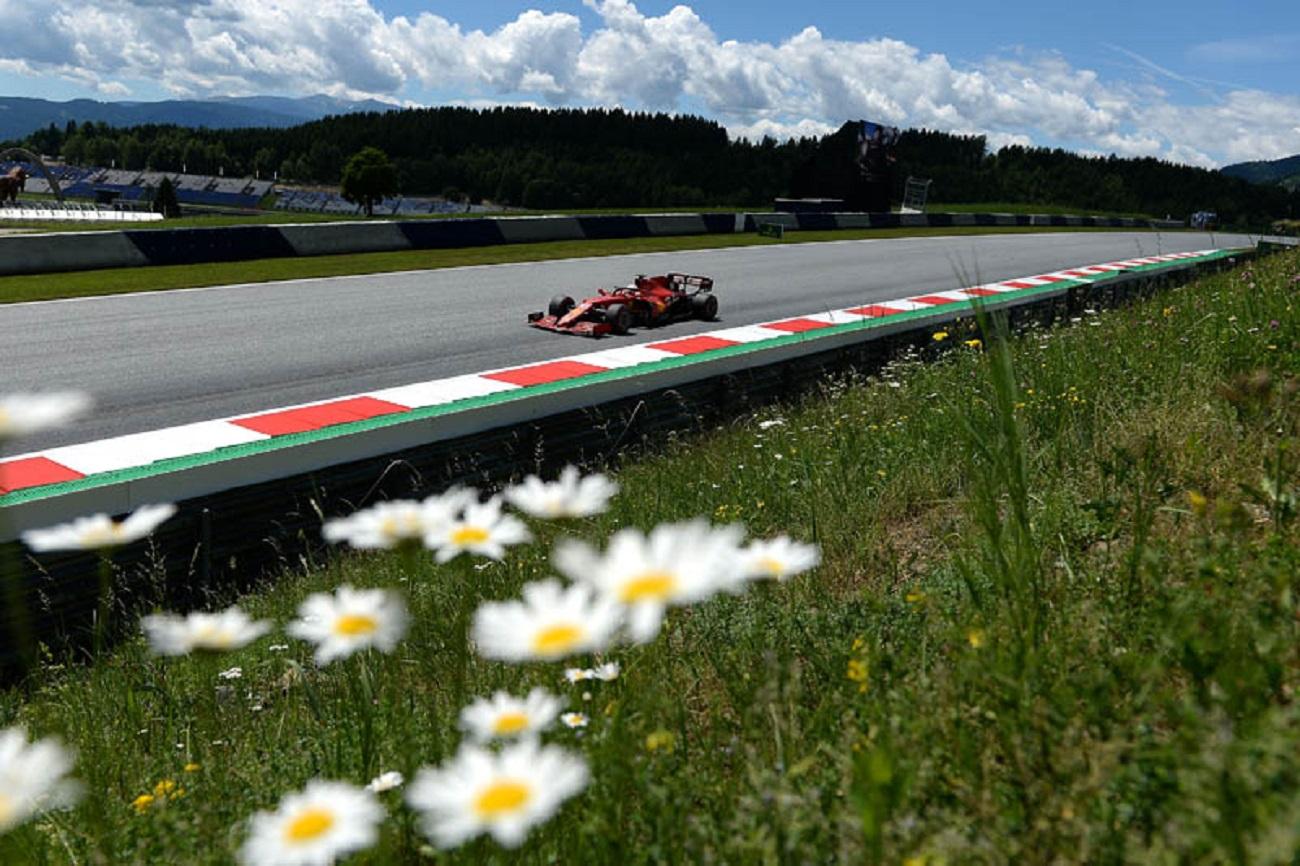 GP Stiria: il sabato della Ferrari