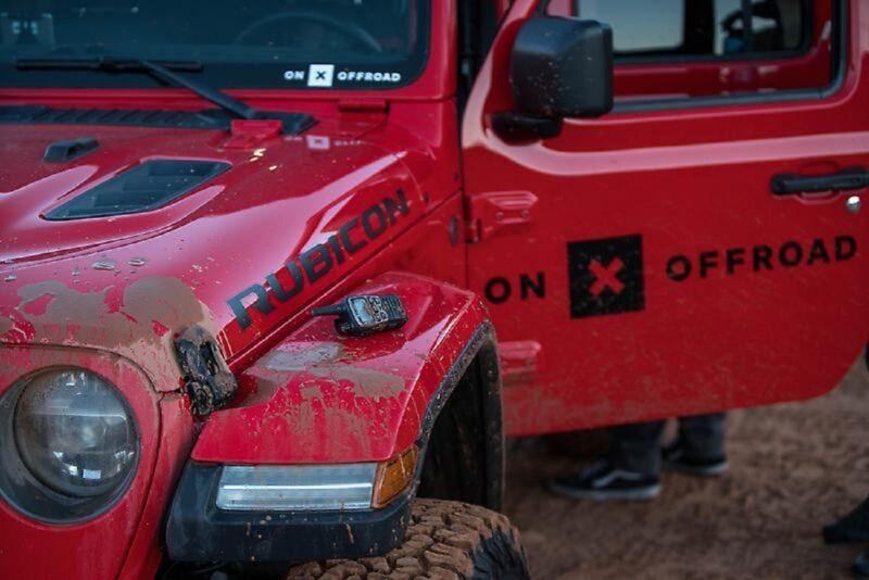 Il marchio Jeep e onX Offroad collaborano per migliorare l'esperienza off-road