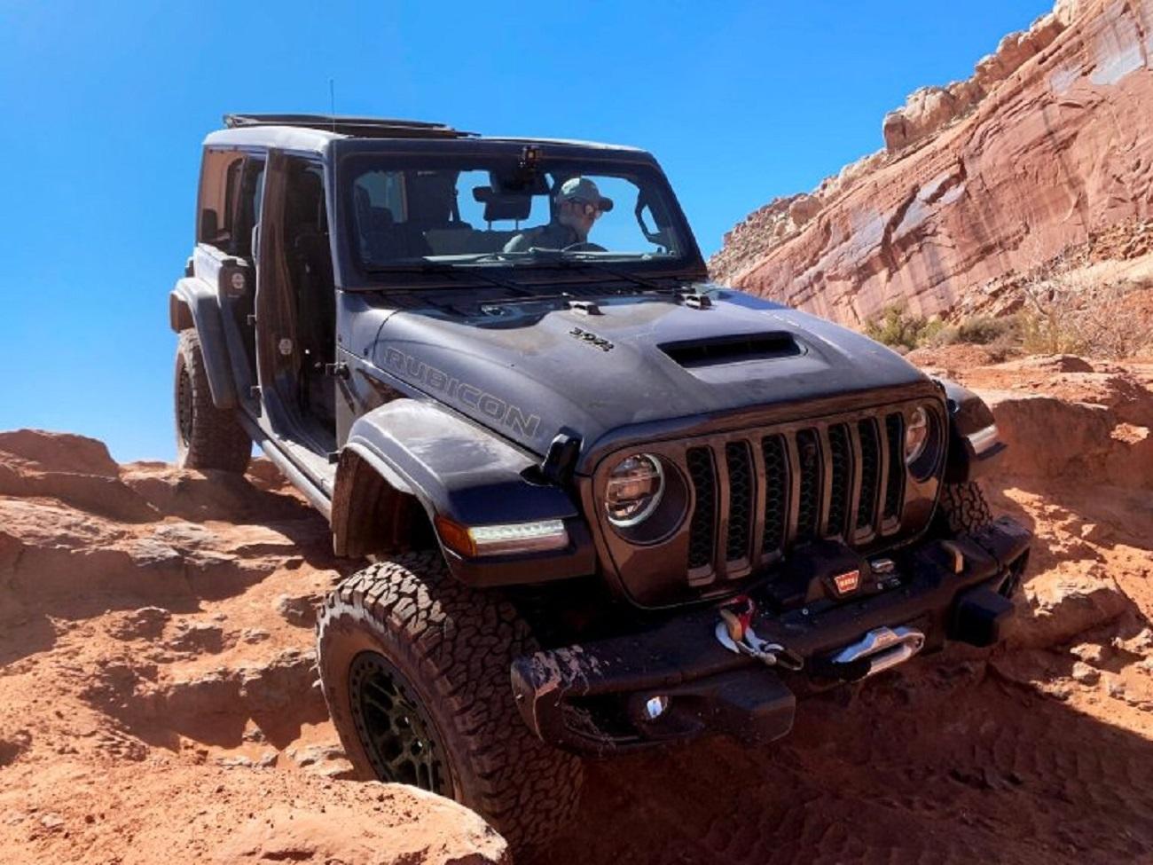"""Jeep Wrangler Rubicon: arriva il nuovo pacchetto """"Xtreme Recon"""""""