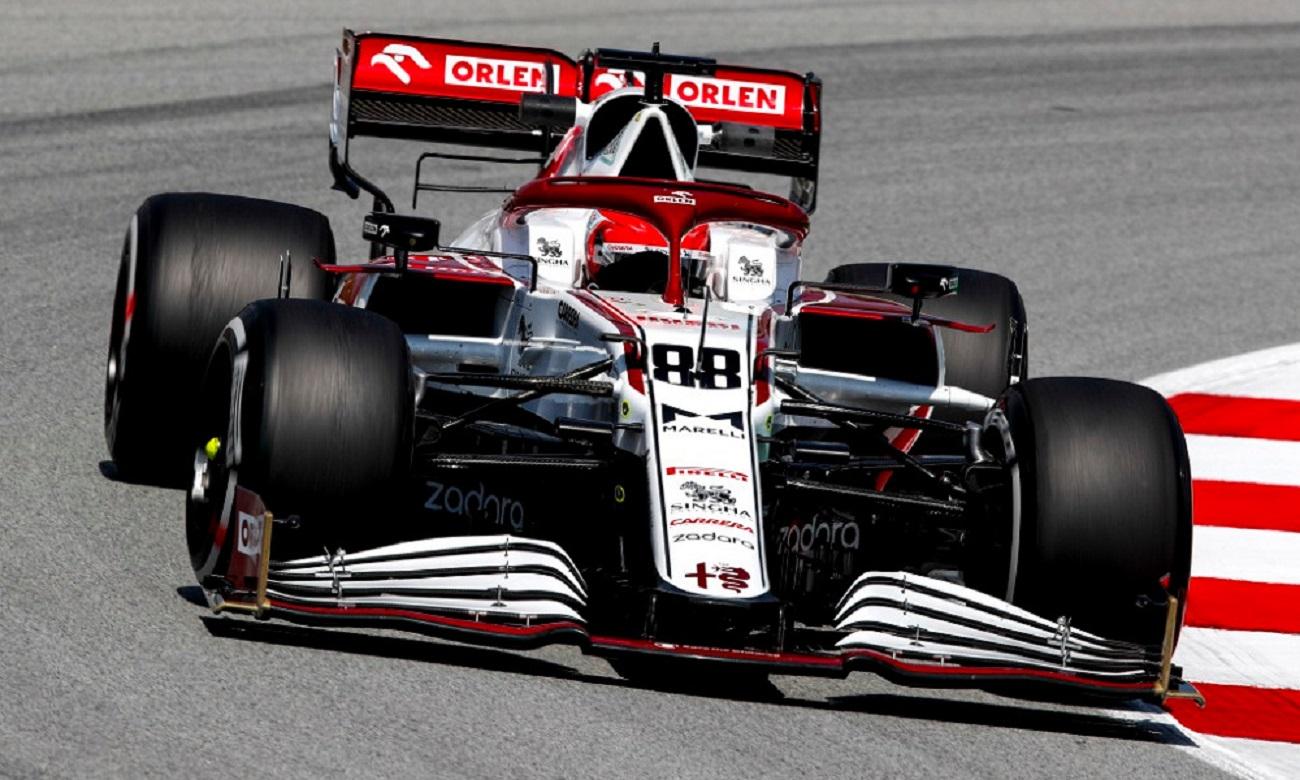 Robert Kubica e Callum Ilott guideranno le Alfa Romeo C41 nelle FP1 in Austria