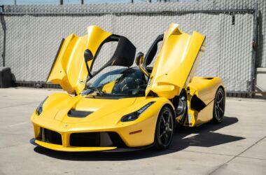 Ferrari LaFerrari: in vendita un esemplare a 4,2 milioni di dollari