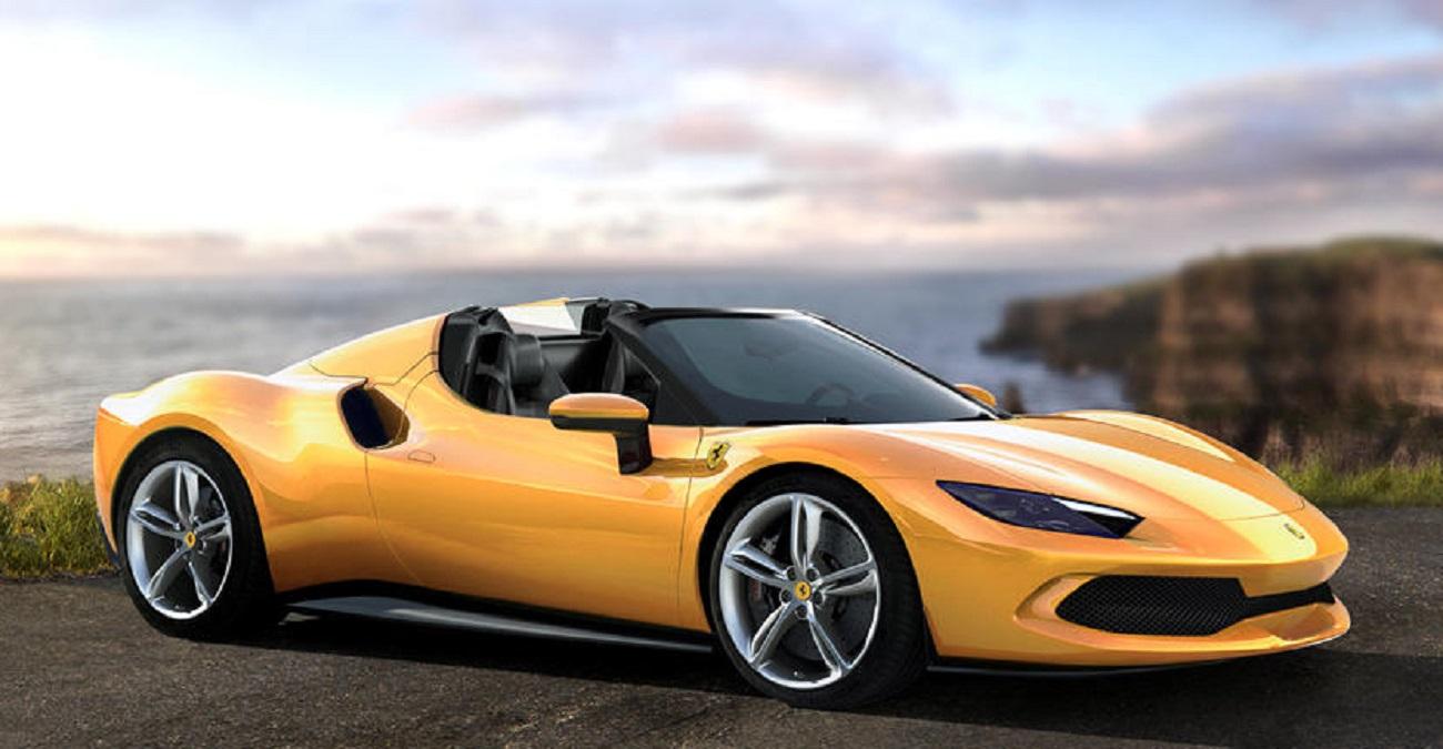 Ferrari 296 Spider: sarà questa la versione definitiva?