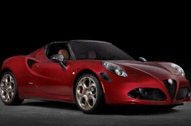 Alfa Romeo 4C 33 Stradale Tributo