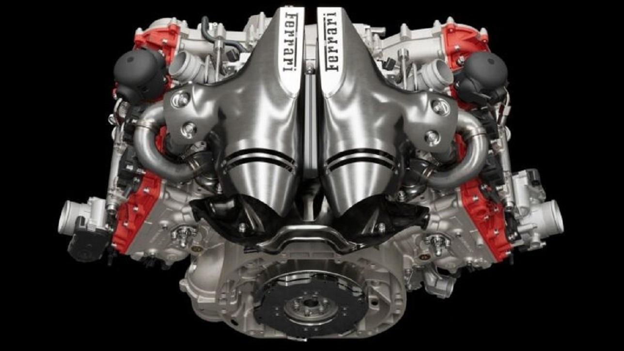 Ferrari V6