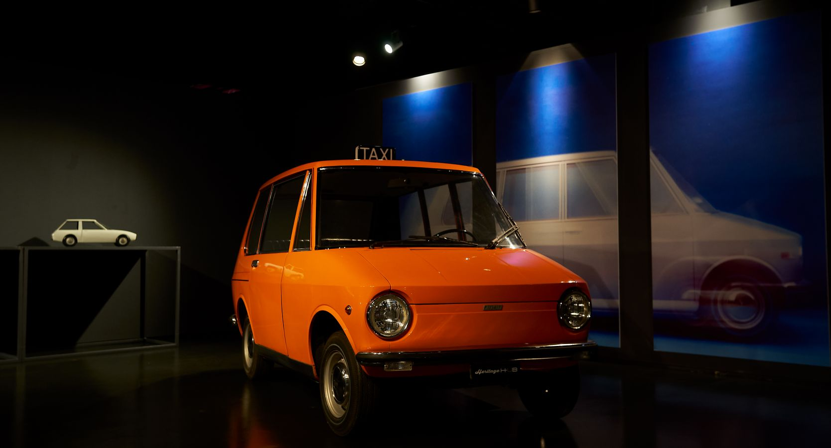 Fiat City Taxi