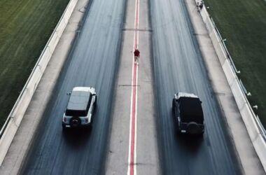 Ford Bronco e Jeep Wrangler