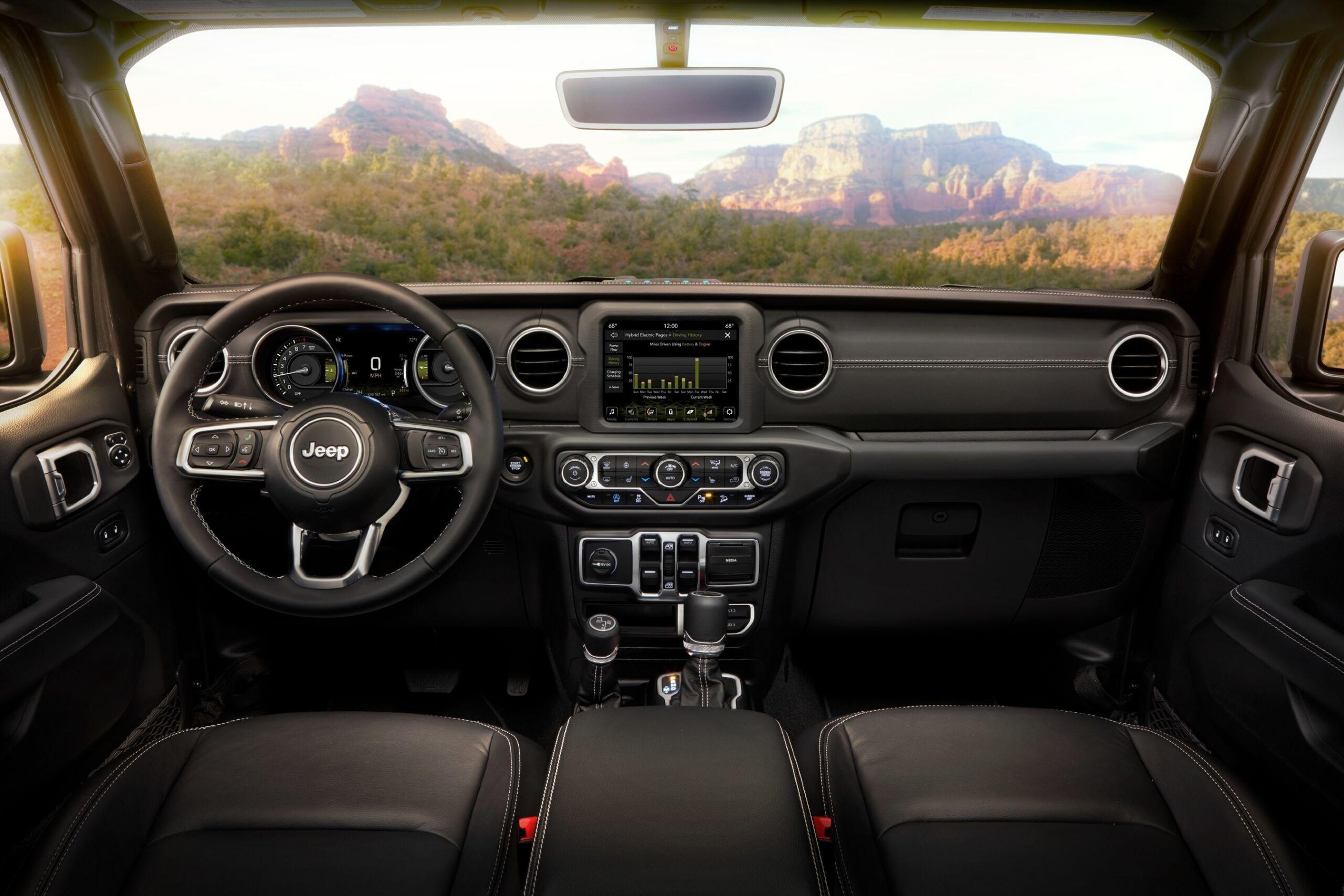 Jeep Performance Parts -