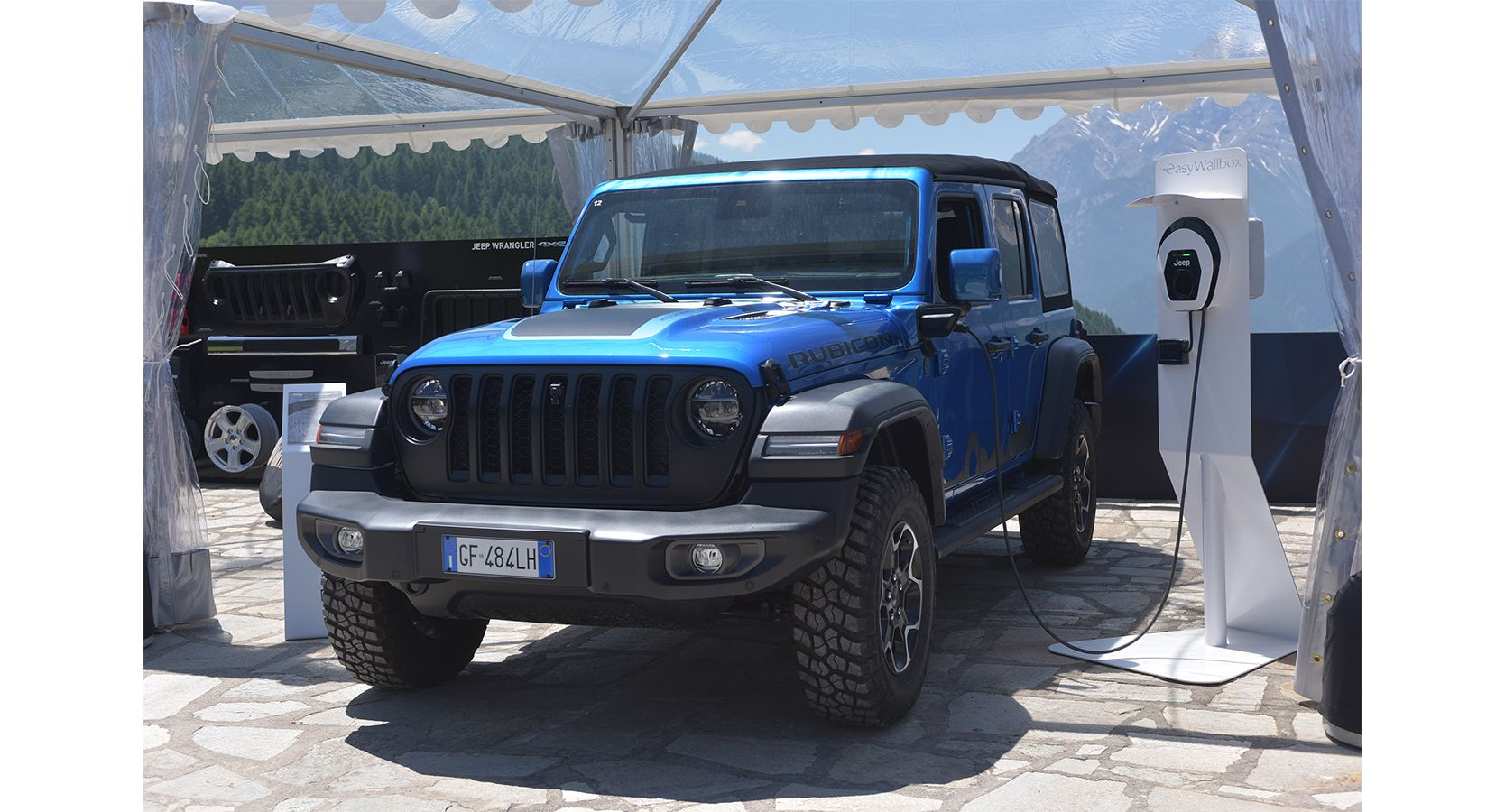 Jeep Wrangler 4XE Mopar