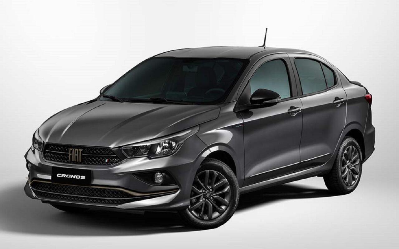Nuova Fiat Cronos