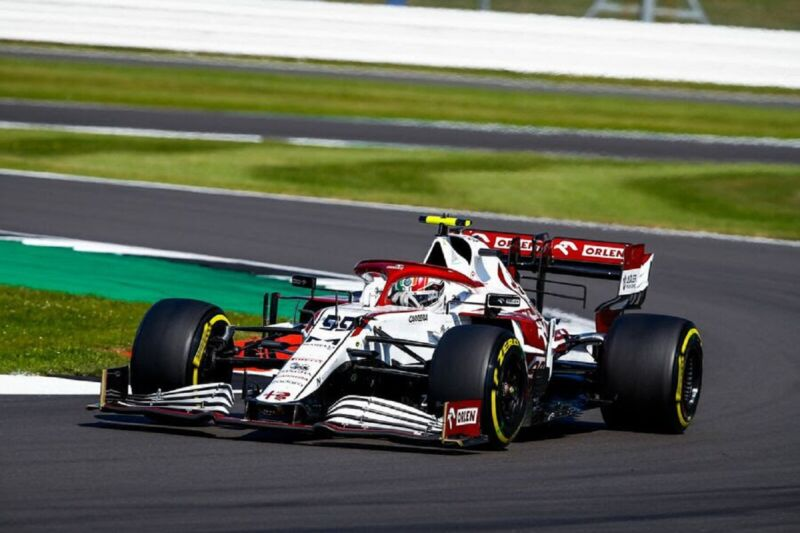 GP Gran Bretagna: le interviste post-gara ai piloti Alfa Romeo Racing