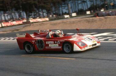 L'ultima Alfa Romeo che ha corso a Le Mans verrà messa all'asta