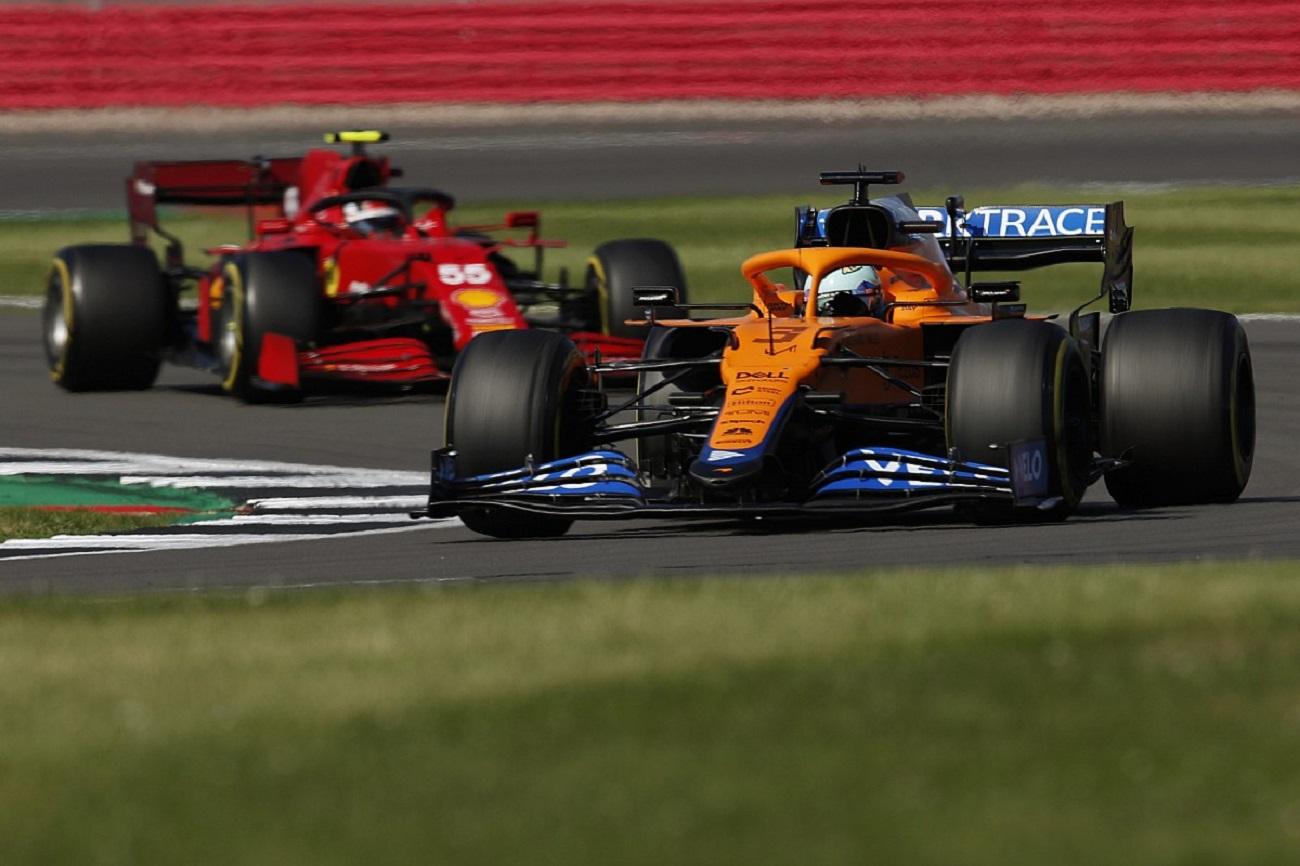 """Carlos Sainz: """"La McLaren una delle vetture di Formula 1 più difficili da superare"""""""
