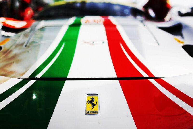 Ferrari vorrebbe correre con le hypercar LMH nel campionato IMSA